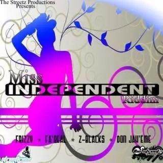 MISS INDEPENDENT RIDDIM - THE STREETZ | RIDDIMS WORLD