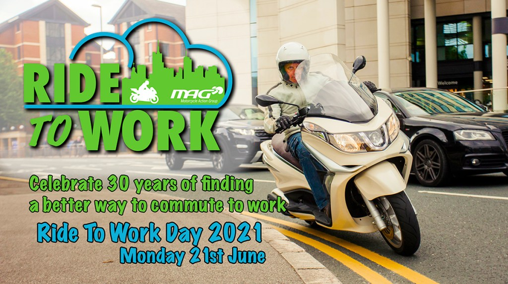 Ride To Work Day 2021