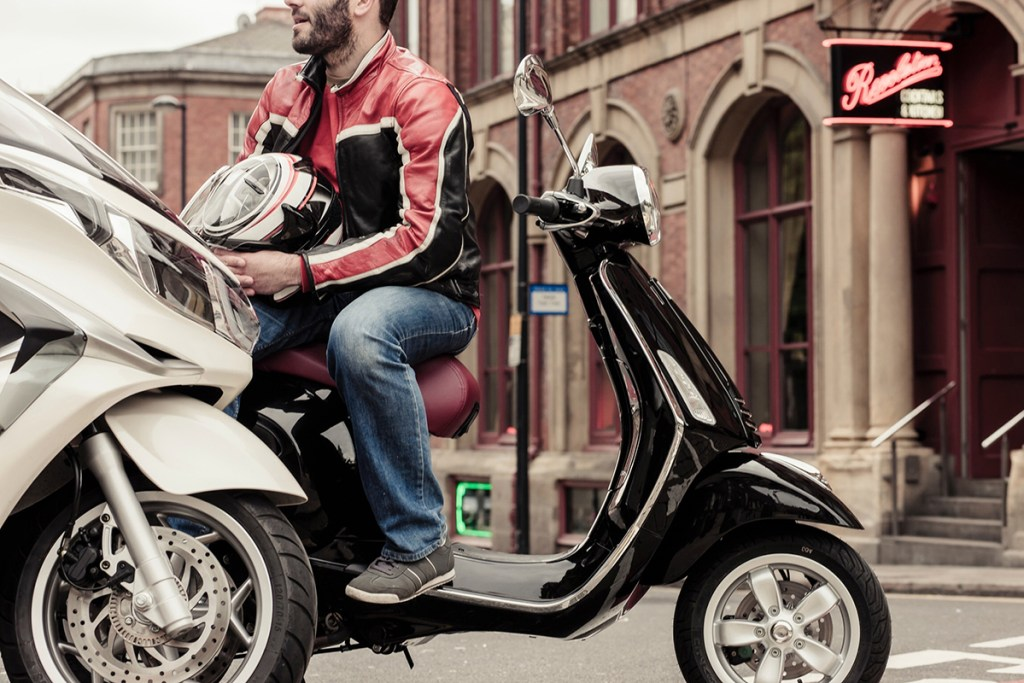 share benefits of motorcycling