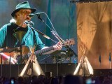 Neil Young avec sa Martin D28 en mains