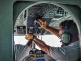 Roger comme... Roger Hodgson | Pilote et copilote dans leur poste de pilotage