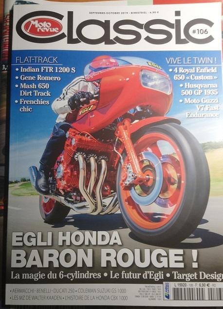 Presse Moto & Auto : Moto Revue Classic