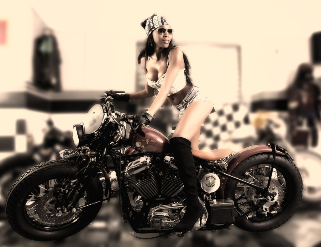 Équipement Moto Vintage : à ne pas faire...
