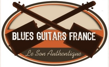 Logo de Blues Guitars France