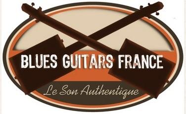 Logo de Blues Guitars France