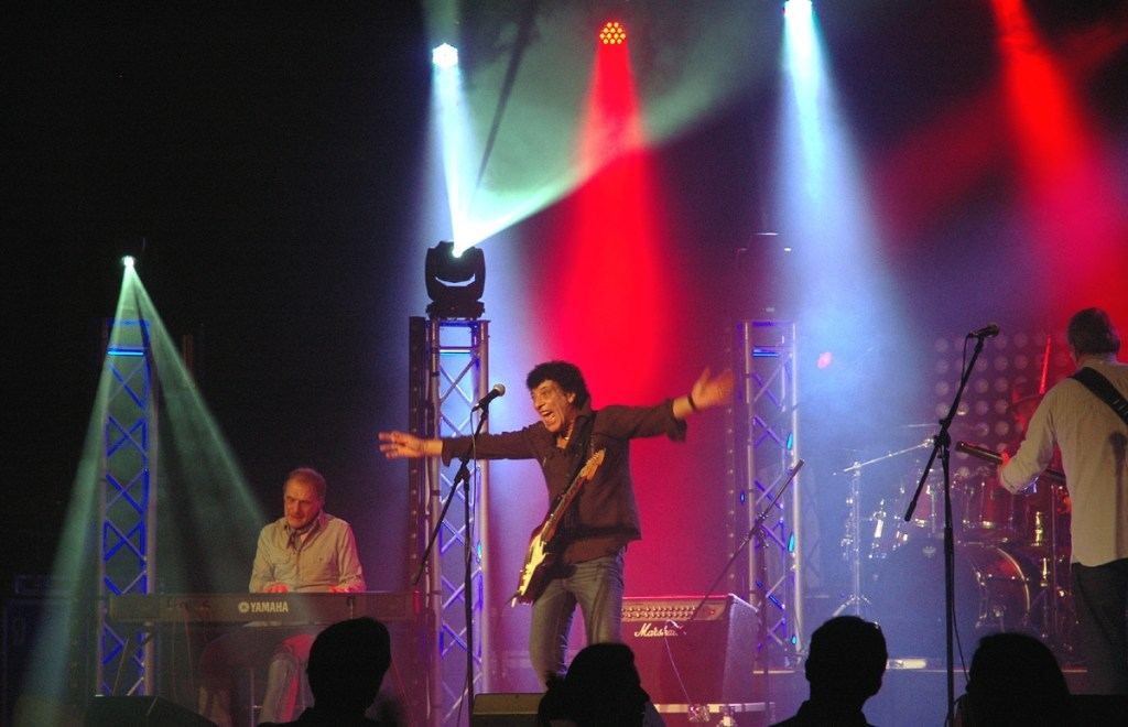 Mungo Jerry en concert en 2013.