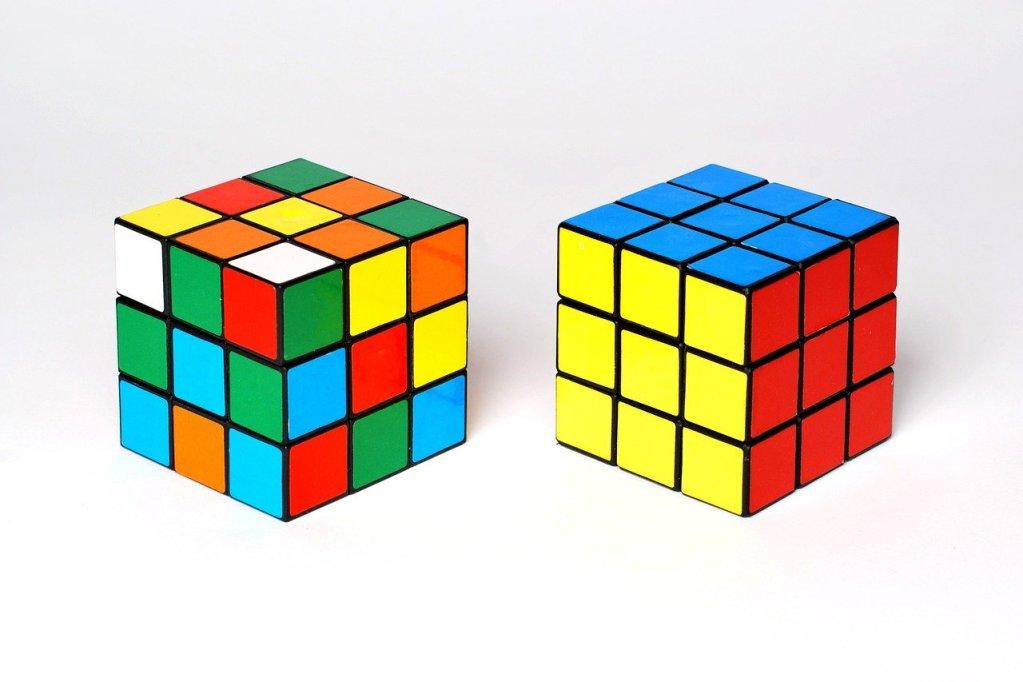 Le Rubik's Cube : un jeu phare des années 1980