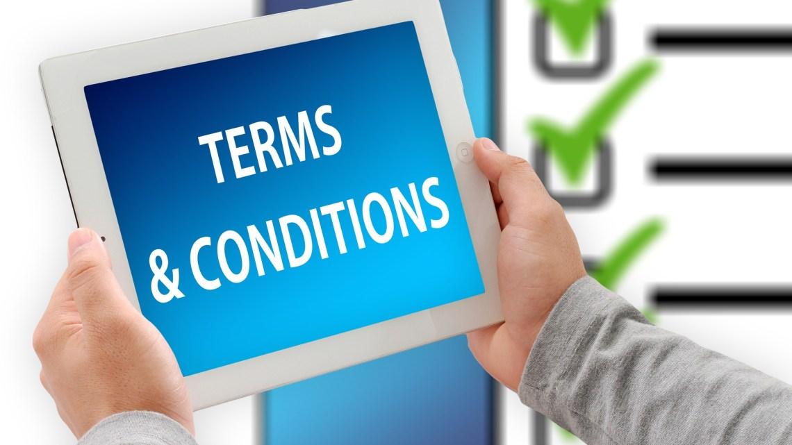 Conditions Utilisation Annonces RYL