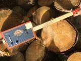 Cigarbox StLouis 4 cordes Camacho