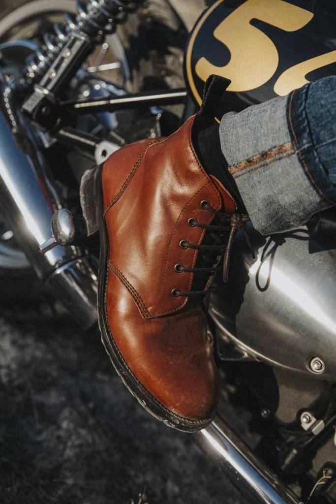 Boots écoresponsables