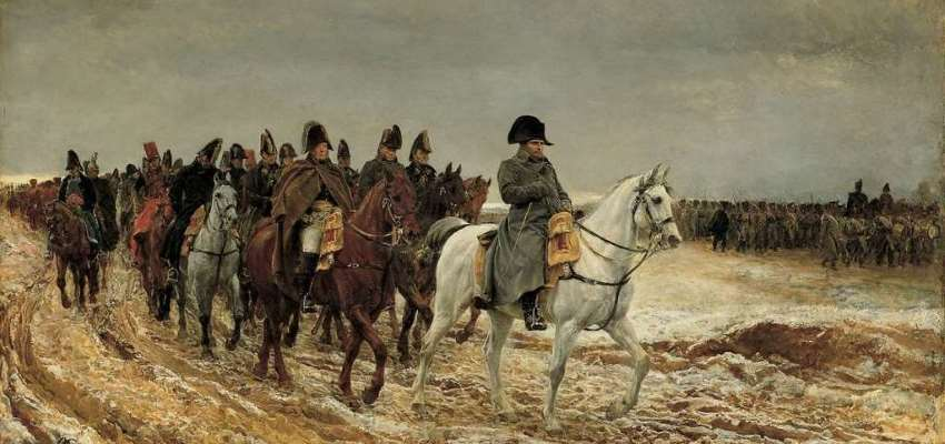 Napoleon – Paris to Moscow