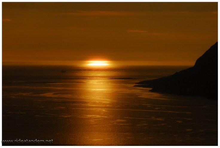 Hammerfest, fast Nordkap