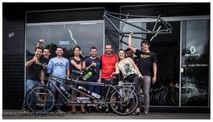 Danke von hier an gesamte Team, super Job. Mit Sicherheit bester Bikeshop in Town.