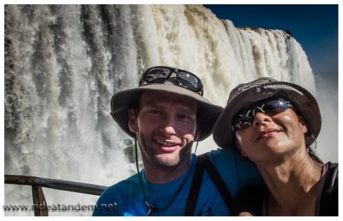 in den Nationalparks herscht Selfie-Fieber, wir lassen uns anstecken