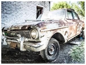 In Argentinien gibt es wunderschöne alte Autos. Viele kennen wir nur aus Filmen. Davon werden auf der Reise sicher immer wieder welche kommen.