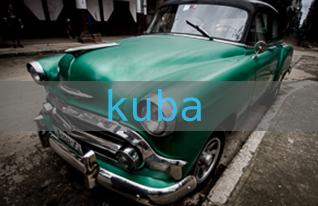 Radreise Kuba Tandem
