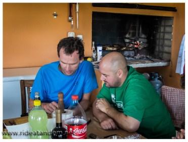 Matias und seine Freunde haben viele Infos für uns.