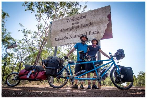 Endlich erreichen wir den Kakadu National Park