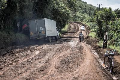 Uganda Regenzeit