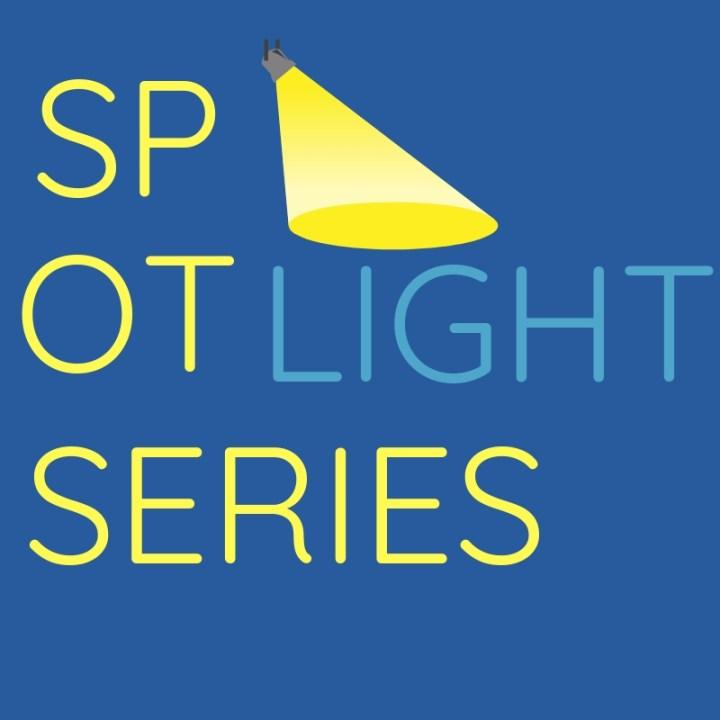 Spotlight series graphic