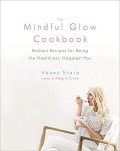 Mindful Glow Cookbook Cover