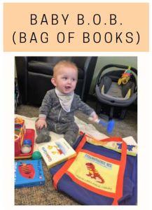 Baby Bob (Bag of Books)