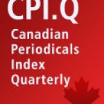 GALE ONEFILE CPI.Q (Canadian Periodicals)