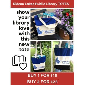 Library Totes for Sale