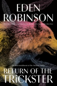 Return of the Trickster by Eden Robinson book cover