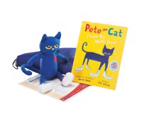 Pete the Cat : I love my white shoes by Eric Litwen.