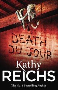 Death du jour by Kathy Reichs book cover