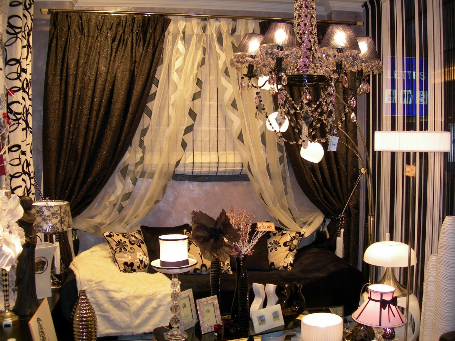 rideau rideaux pas cher. Black Bedroom Furniture Sets. Home Design Ideas