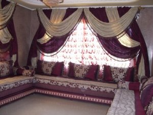 Rideaux marocains