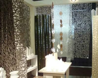 2012 quelles sont les tendances rideaux rideaux pas cher for Voilage moderne pour salon