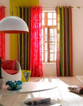 2012 quelles sont les tendances rideaux rideaux pas cher. Black Bedroom Furniture Sets. Home Design Ideas