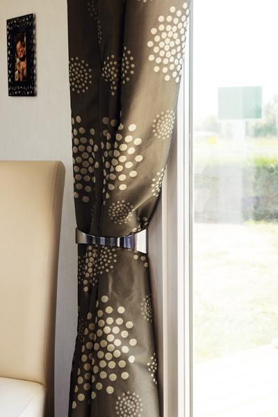 Rideaux design – esprit quasi-minimaliste