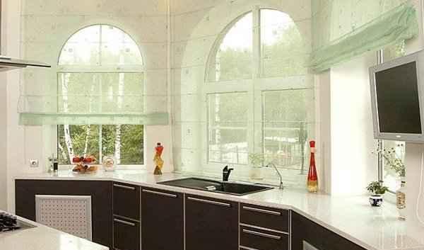 Acheter des rideaux pour chaque pièce de la maison – La cuisine