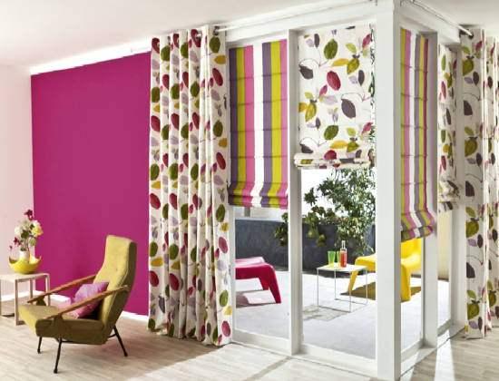 Comment entretenir les rideaux à motifs