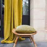 Des rideaux enveloppants pour un intérieur façon cocon