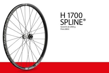 DT Swiss H 1700 SPLINE