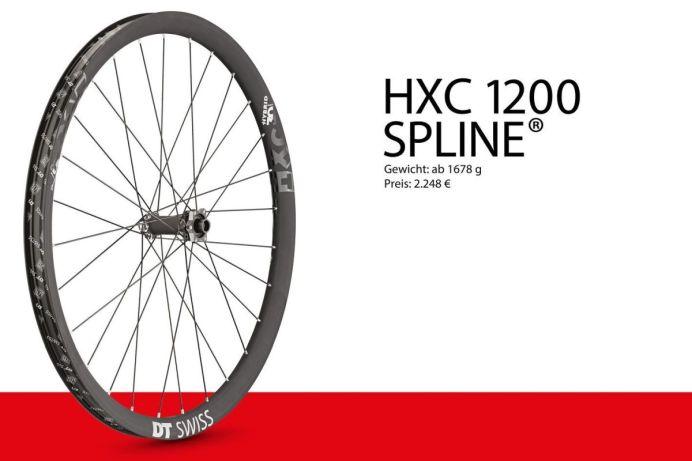 DT Swiss HXC 1200 Spline