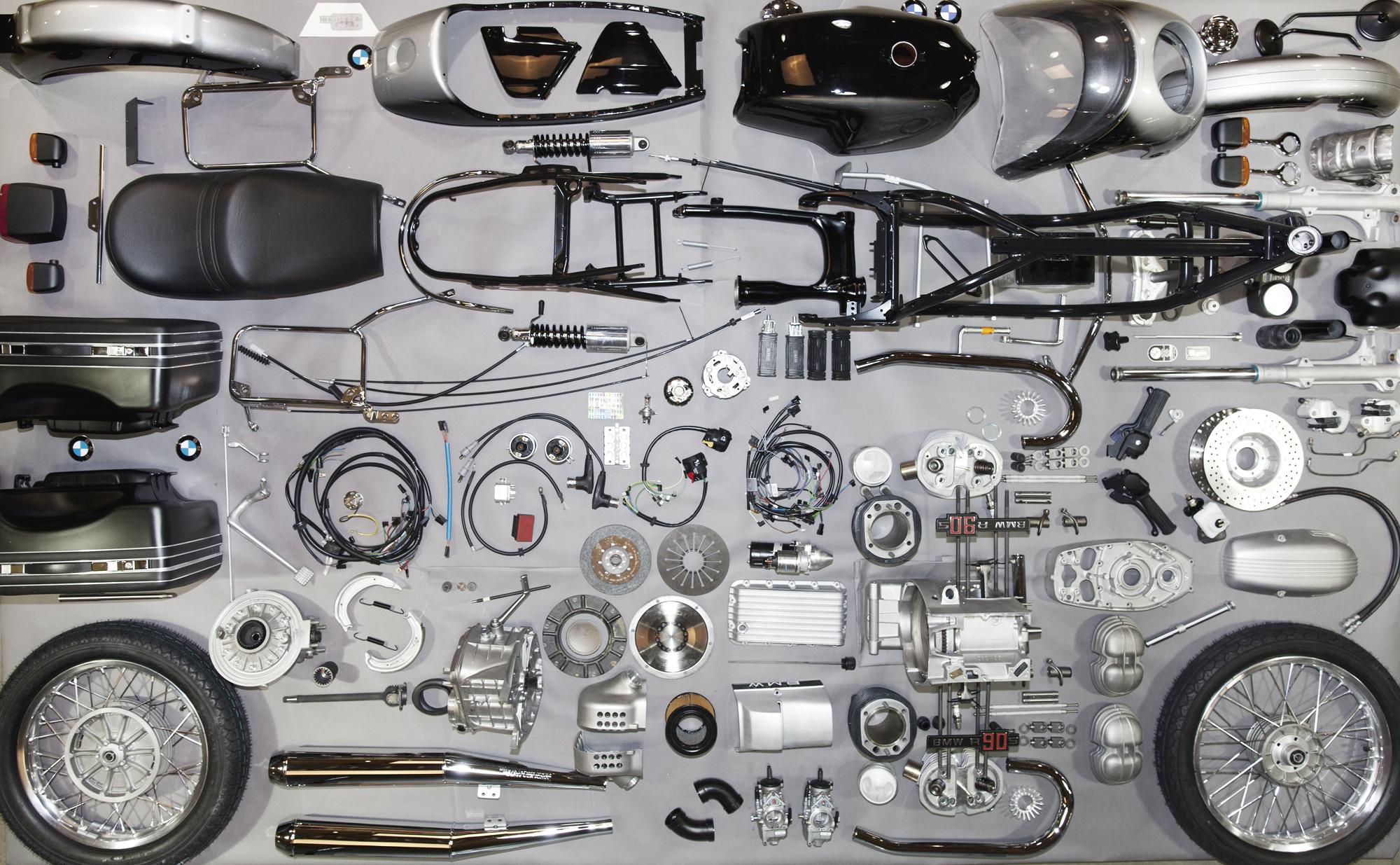 venta de accesorios y refacciones para moto