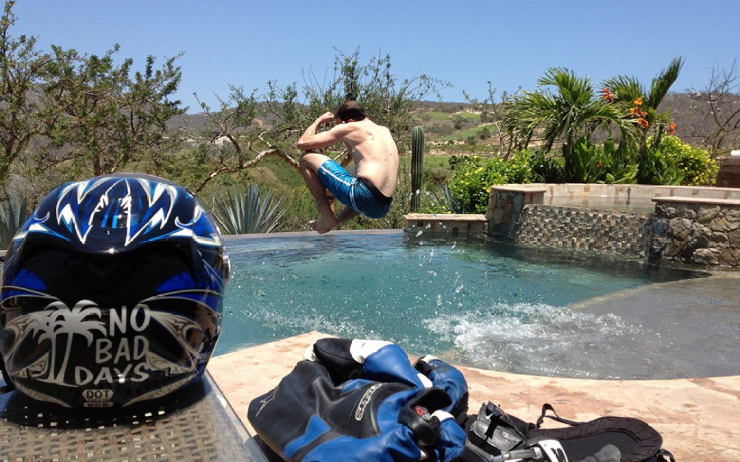 Baja Motorcycle Trip. Good idea or bad idea? You decide…
