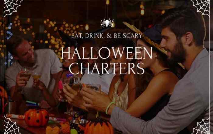 Halloween Charters