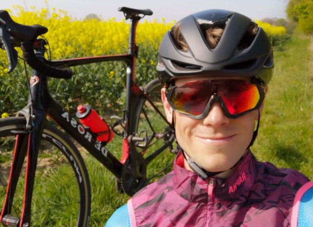 Cycle coaching Case Study at Ride Harder