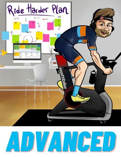 Ride Harder Advanced Plan