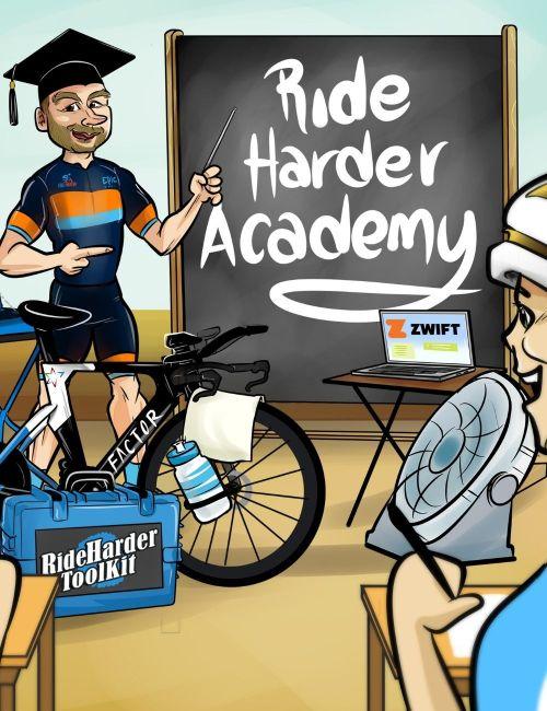Ride Harder Academy