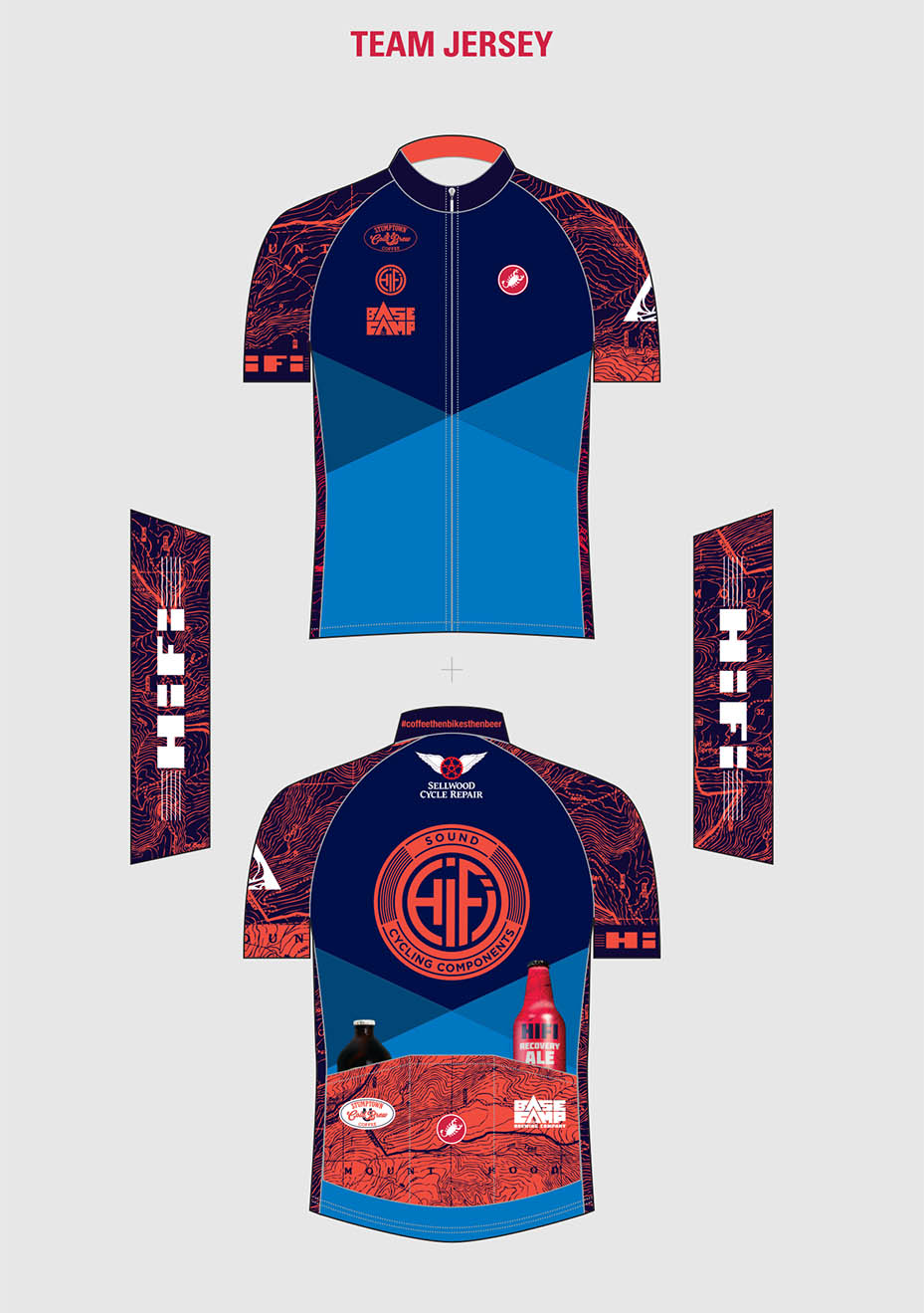 HiFi Supporters Kit Jersey