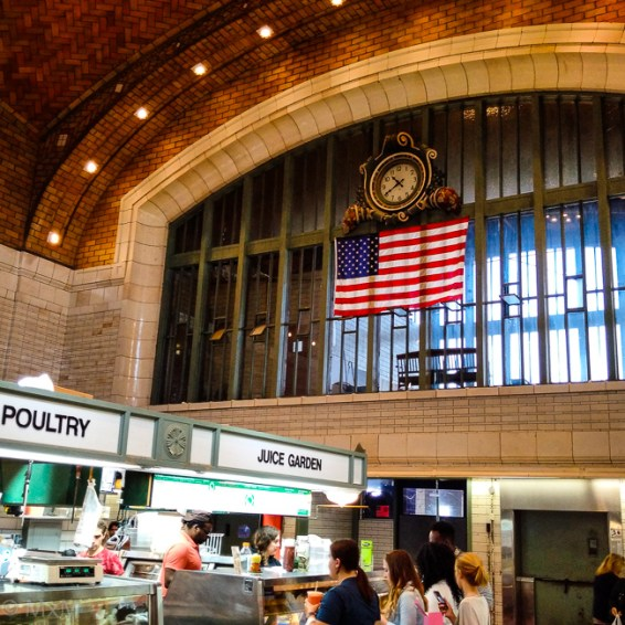 The beauty of the West Side Market