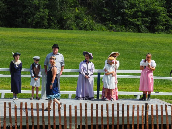 Rhinebeck Fashion Show